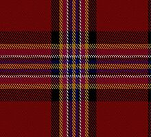 01080 Conroy Tartan Fabric Print Iphone Case by Detnecs2013