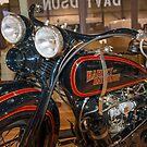 Harley Davidsons by Bill Spengler