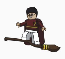 Harry Potter : Gryffindor Quidditch by GoPC