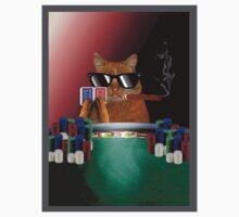 Cat Poker by RogerRodger