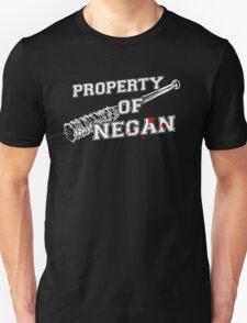 Property Of Negan Unisex T-Shirt