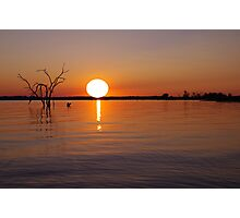 Large Sunrise Photographic Print