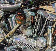 1966 Harley Sportster by Bill Spengler