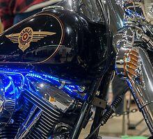 1997 Harley Fatboy by Bill Spengler