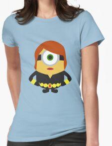 Black Widow Shirt Womens Fitted T-Shirt