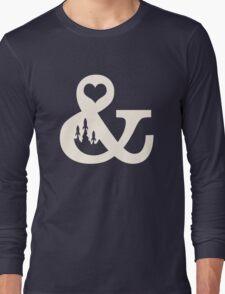 Love & Rockets (White) Long Sleeve T-Shirt