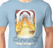Temple of the Spirit Unisex T-Shirt