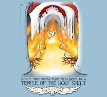 Temple of the Spirit Unisex T-Shirt