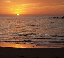 Horse Shoe Bay Sunrise by MickDavsonPhoto