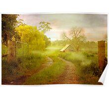 Hahndorf, Adelaide Hills SA Poster