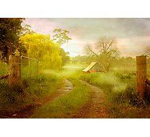 Hahndorf, Adelaide Hills SA Photographic Print