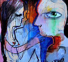 every time i see you in my world by Loui  Jover