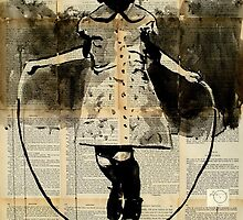 childhood (dancing with gravity) by Loui  Jover