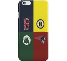Boston Sports Lovah  iPhone Case/Skin