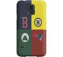 Boston Sports Lovah  Samsung Galaxy Case/Skin
