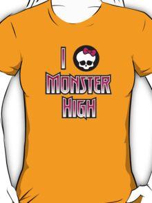 I Heart Monster High T-Shirt