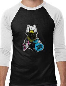 HELLZ DUCKY Men's Baseball ¾ T-Shirt