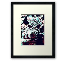 You And The Night Framed Print