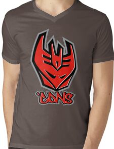 GRAFF STYLE DECEPTICONS Mens V-Neck T-Shirt
