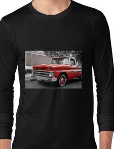 1960's Chevy C/K C10 Pickup Truck  Long Sleeve T-Shirt