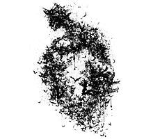 A Dark Cave Photographic Print