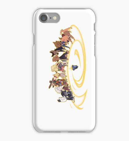 Doctor Woofs! iPhone Case/Skin