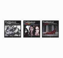 The Weeknd trilogy  by biaxo
