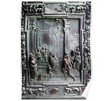Adoration of the Magi - Door Panel -Pisa Poster