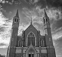 Sacred Heart Cathedral by GandK