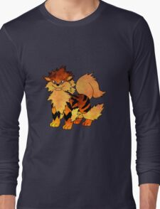 Arcanine Long Sleeve T-Shirt