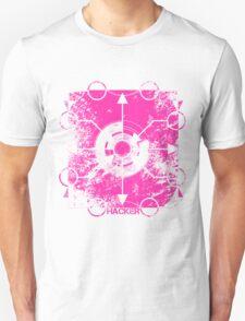 HACKER (HAZARDOUS PINK) T-Shirt