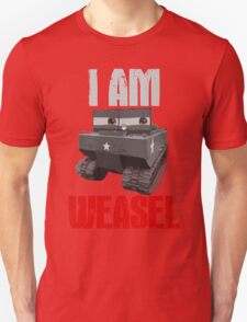 I Am Weasel Unisex T-Shirt