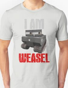 I Am Weasel T-Shirt