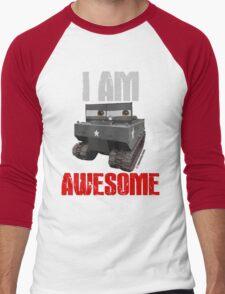 I Am Awesome M29 Weasel Men's Baseball ¾ T-Shirt