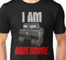 I Am Awesome M29 Weasel Unisex T-Shirt