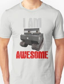 I Am Awesome M29 Weasel T-Shirt