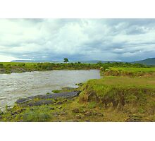 River Mara in Kenya Photographic Print