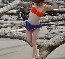 Stormy at the beach 9 by paulbl