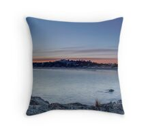 East Beach Sunrise, Low Head Tasmania, Australia Throw Pillow