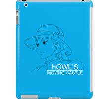 Howl's Moving Castle - Sophie iPad Case/Skin
