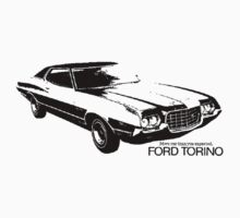 1972 Ford Torino by garts