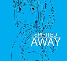 Spirited Away - Chihiro by KanaHyde