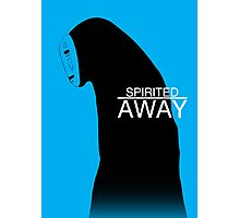 Spirited Away - No Face Photographic Print