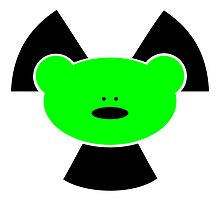 Radioactive Teddy-Bear by chrisbears