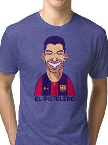 El Pistolero Tri-blend T-Shirt
