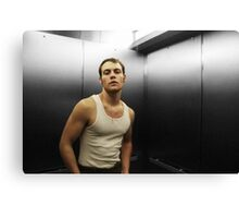 Joe Walker (Starkid) Canvas Print