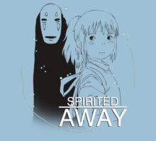 Spirited Away by KanaHyde