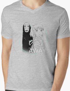 Spirited Away Mens V-Neck T-Shirt