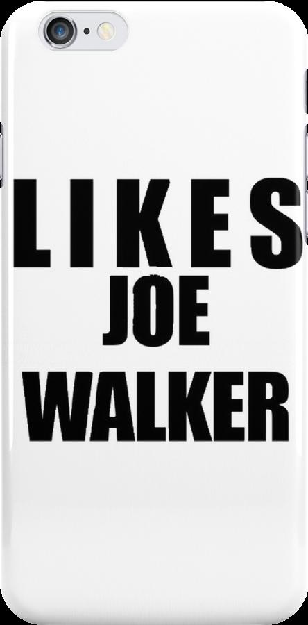 Likes Joe Walker - Case by christinenjones