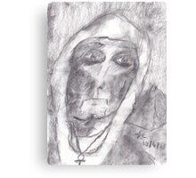 Ancient Priest Canvas Print